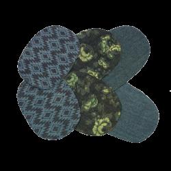 Couvre-poche jean
