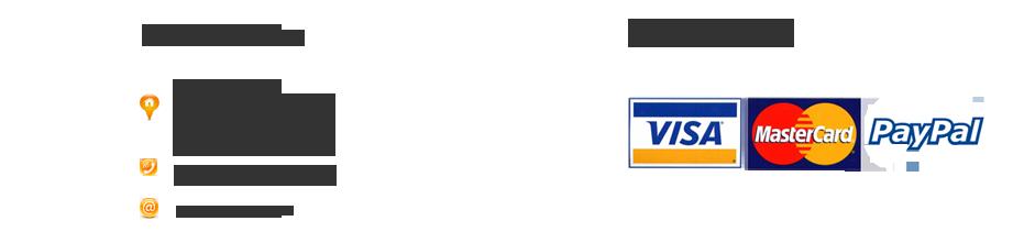 couvre-poche.fr carte visa footer site medsoft-sante et localisation